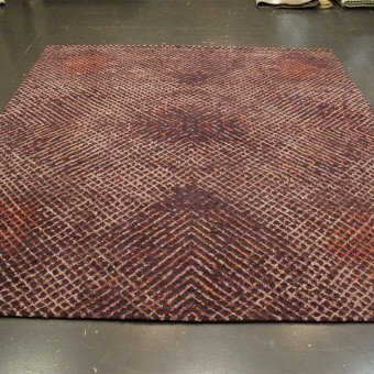 Tumulte Purple Rug 200x300 cm Golran