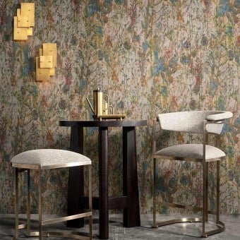 Wildflower Wallcovering Moonlight Arte