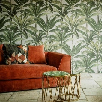Palmera Wallpaper Day Arte