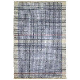 Tapis Cahier Blue Nodus