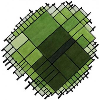 Tapis Microcosme Grass Nodus