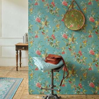 Floris Wallpaper Beige/Sable Pip Studio