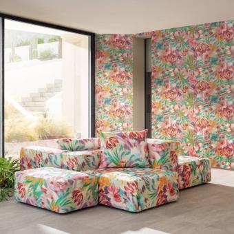 Papier peint Daydream Beige Missoni Home