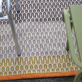 Cortez Saffron Outdoor Rug 160x260 cm Designers Guild
