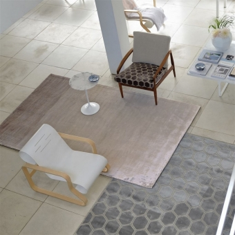 Eberson Mink Rug 160x260 cm Designers Guild