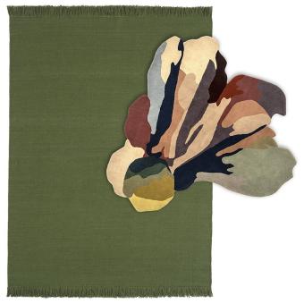 Tapis Bloom 1 Basil 170x240 cm Nanimarquina