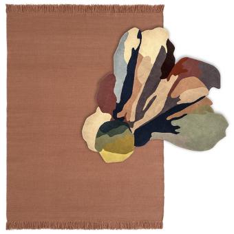 Tapis Bloom 1 Blush 170x240 cm Nanimarquina