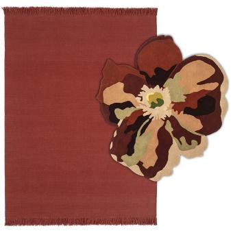 Bloom 2 Saffron Rug 170x240 cm Nanimarquina