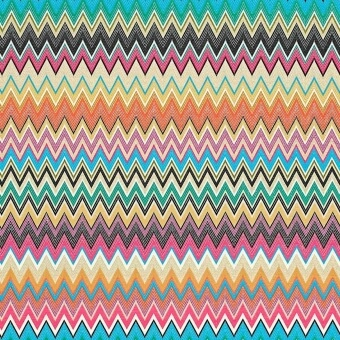 Vinci Fabric Rainbow Missoni Home