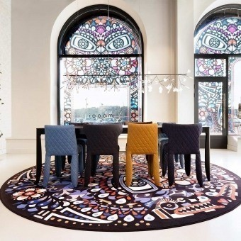 Monster Carpet Rug 150 cm MOOOI