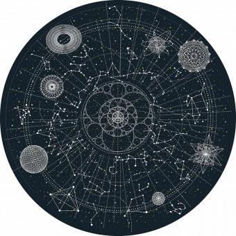 Tapis Celestial Dark/Blue MOOOI