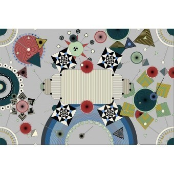 Dreamstatic Rug Multi MOOOI