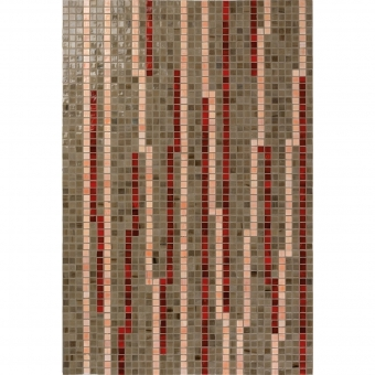 Bamboo Mosaic floor and wall -  thickness 0,4 cm Vitrex