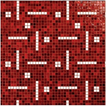 Punto Linea Mosaic floor and wall -  thickness 0,4 cm Vitrex