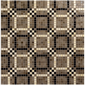Trama Mosaic floor and wall -  thickness 0,4 cm Vitrex