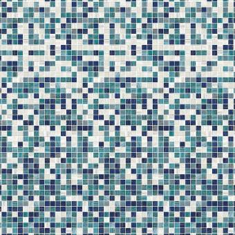 Dégradé Mosaic floor and wall -  thickness 0,4 cm Vitrex