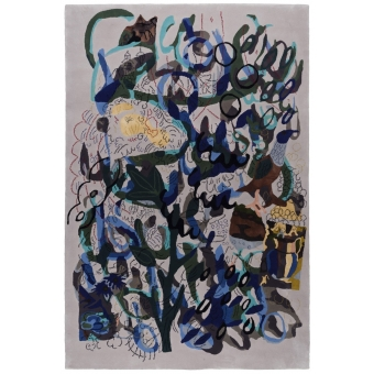 Tapis Les Oiseaux 170x240 cm Codimat Collection