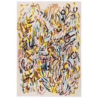 Tapis Feu d'Artifice 170x240 cm Codimat Collection