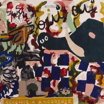 Elephant Rug 170x240 cm Codimat Collection