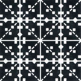 Kasuti 1 cement Tile Bistre Maison Bahya