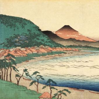 Honcho Meishô Panel Multi Etoffe.com x Agence Musées Nationaux