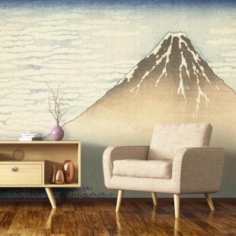 Matin Clair Panel Mont Fuji Etoffe.com x Agence Musées Nationaux