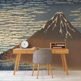 Mont Fuji Panel Mont Fuji Etoffe.com x Agence Musées Nationaux