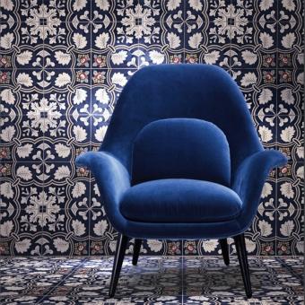 Acciaroli Tile Azzurro Francesco De Maio