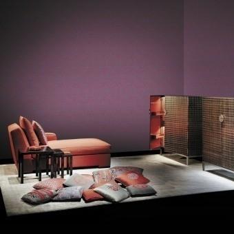Panneau Towada Metallized Blu/Rosso Armani Casa