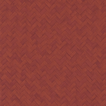 Papier peint Kagome Chili Masureel