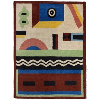 NDP46 Rug by Nathalie du Pasquier 160x220 cm Post Design
