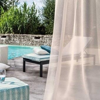 Bora Outdoor Veil Acier Casamance