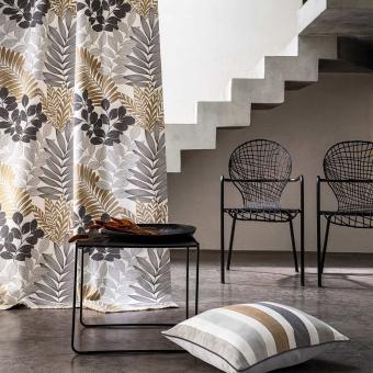 Les Touquetoises Fabric Celadon/Banane Casamance