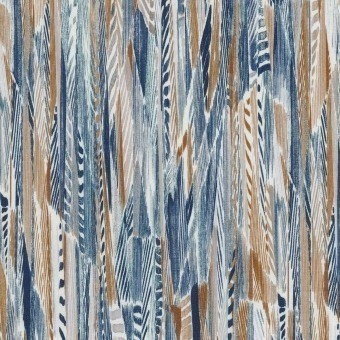Maupiti Outdoor Fabric Beige Casamance
