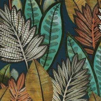 Tissu Balata Multicouleurs Casamance
