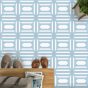 Chantilly cement Tile Céladon Beauregard Studio