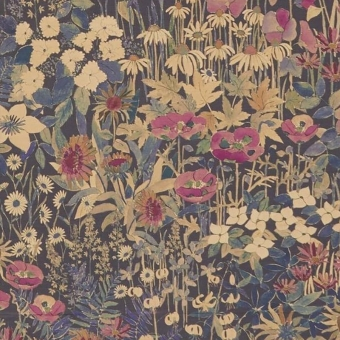 Velours Faria Flowers Dragonfly Liberty