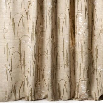 Herbier Fabric Argenté Nobilis