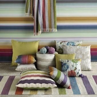 Wonga Outdoor Fabric Rainbow Missoni Home