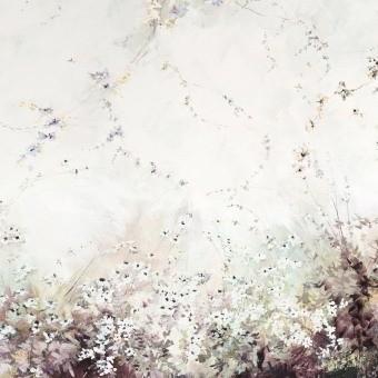 Panneau Ciel d'orage 140x270 cm - 2 lés - côté gauche Illustre