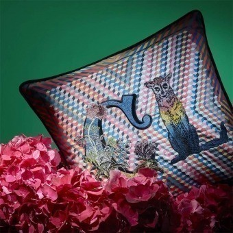 Monogram Me Lacroix! Cushion Multicolore Christian Lacroix