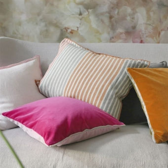 Varese Cushion Buttermilk Designers Guild
