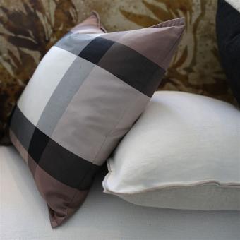 Varanasi Cushion Cobalt Designers Guild