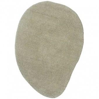 Stones Rugs 100x140 cm - beige Nanimarquina