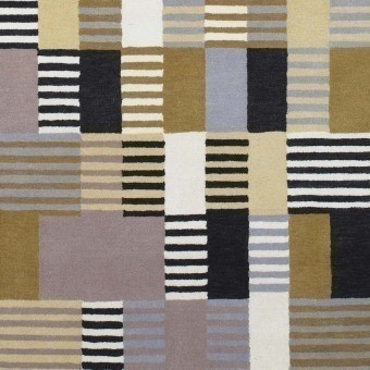 Tapis Design for Wallhanging par Anni Albers 120x180 cm Christopher Farr