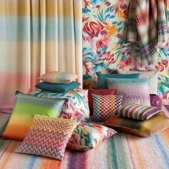 Yugawara Cushion Multi Missoni Home