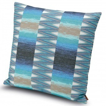 Yosemite Cushion Blue Missoni Home