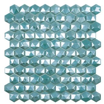 Diamond Mosaic Black Vidrepur