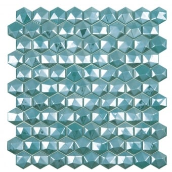 Mosaïque Diamond Black Vidrepur