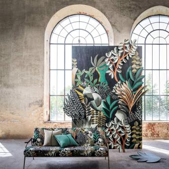 Panneau Artemis Blanc/Multicolore Casamance